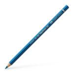 Polychromos colour pencil, bluish turquoise