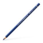 Polychromos colour pencil, helioblue reddish