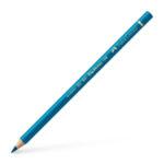Polychromos colour pencil, cobalt turquoise