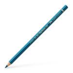 Polychromos colour pencil, helio turquoise