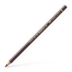 Polychromos colour pencil, walnut brown