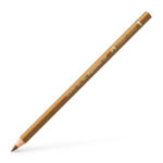 Polychromos colour pencil, brown ochre