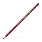 Polychromos colour pencil, India red