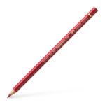 Polychromos colour pencil, middle cadmium red