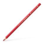 Polychromos colour pencil, deep red