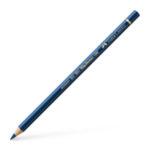 Polychromos colour pencil, Prussian blue