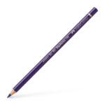 Polychromos colour pencil, mauve