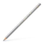 Polychromos colour pencil, silver
