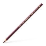 Polychromos colour pencil, caput mortuum violet