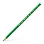 Polychromos colour pencil, permanent green