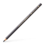 Polychromos colour pencil, warm grey VI