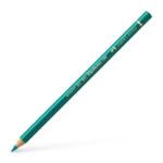 Polychromos colour pencil, chrome oxide green fiery