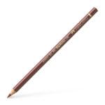 Polychromos colour pencil, burnt sienna