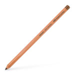 Pitt Pastel pencil, burnt umber