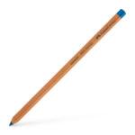 Pitt Pastel pencil, bluish turquoise