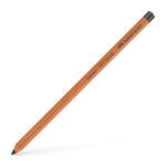 Pitt Pastel pencil, dark sepia