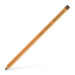 Pitt Pastel pencil, walnut brown