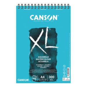 Canson-XL-Watercolor-A4-Pad-New-Cover-Design