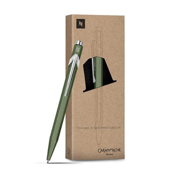 Caran-dAche-Ballpoint-Pen-849-Nespresso-LIMITED-EDITION-2-with-box