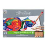 Cretacolor-Mega-Colored-Pencil-Set-of-24-packaging-cover