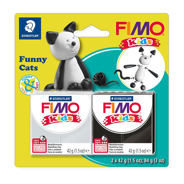 FIMO-kids-funny-kit-8035-Funny-Cats
