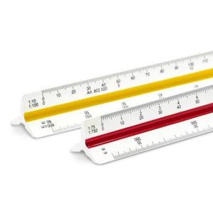 Isomars-Triangular-Scale-Ruler-300mm