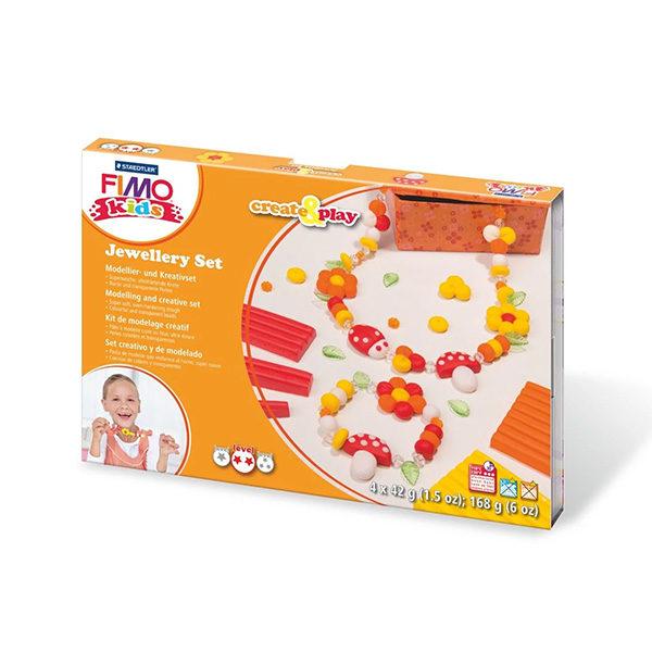 Staedtler-FIMO-Kids-Create-&-Play-Jewellery-Flowers-Set