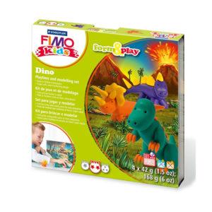 Staedtler-FIMO-Kids-Form-&-Play-Dinosaur-Set