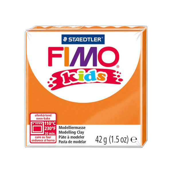 Staedtler-FIMO-Kids-Modelling-Clay-Orange-4