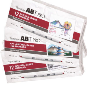 Tombow-ABT-PRO-Alcohol-based-Markers