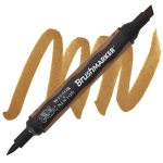 Winsor&Newton_BrushMarkers_SaddleBrown_O345