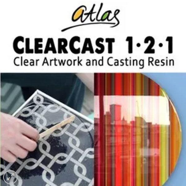 Atlas-Clearcast-Resin