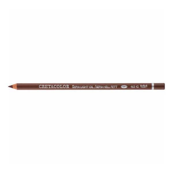 Cretacolor-Sepia-light-oil-46342