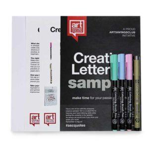 Artsavingsclub Creative Lettering Sampler shots_08