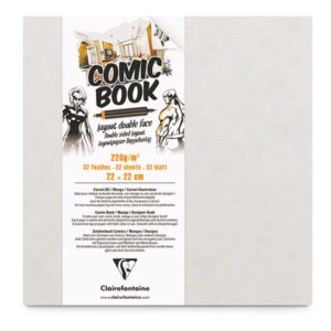 Clairefontaine-Comic-Book-22x22cm