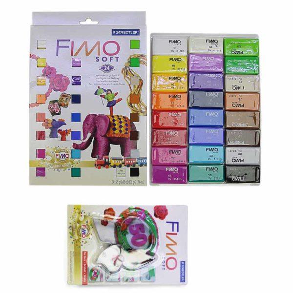 Fimo-Soft-24-set