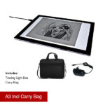 LED-Tracing-Light-Box-A3-including-carry-bag-with-specs
