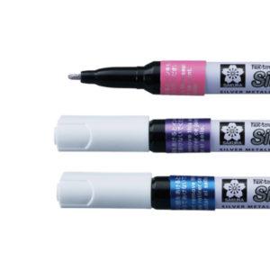 Sakura-Silver-Shadow-Marker-Nibs