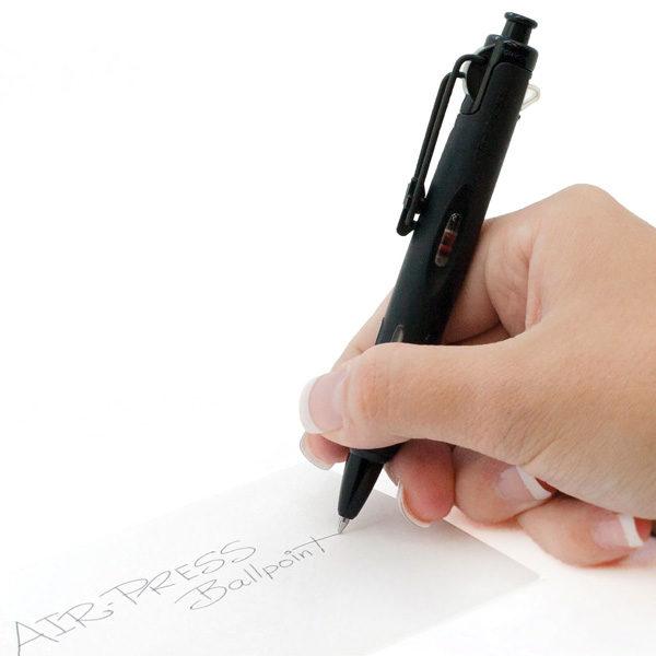 Tombow-AirPress-Ballpoint-Pen-being-written-with