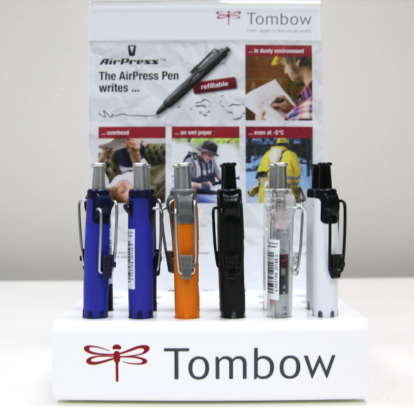Tombow-AirPress-Ballpoint-Pens-in-display-case