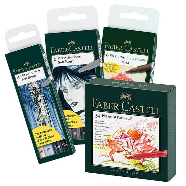 Faber-Castell-Pitt-Artist-Brush-Pens