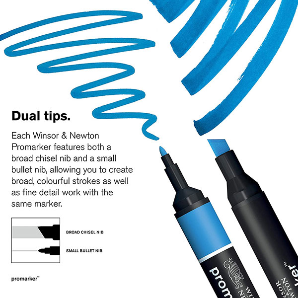 Winsor-&-Newton-Promarker-New-Marker-Nibs