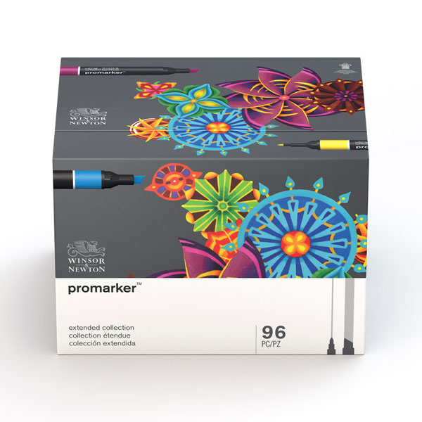 Winsor-and-Newton-Promarker-96-Extended-Collection-Box-Set-Front-View