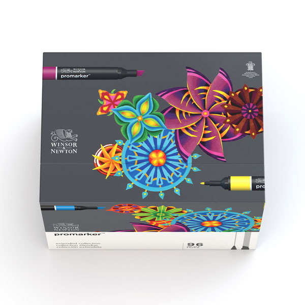 Winsor-and-Newton-Promarker-96-Extended-Collection-Box-Set-Top-View