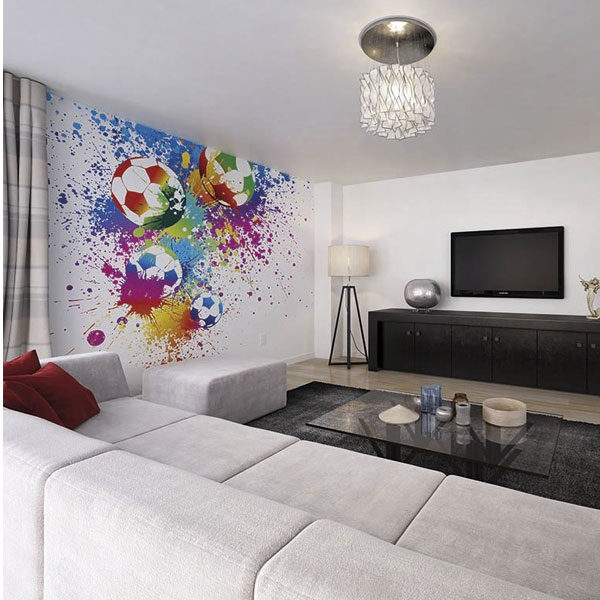 Football-Splash-Wall-Mural-XLWS0157-in-living-room