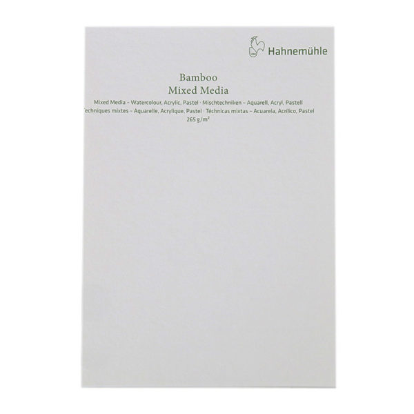 Hahnemuhle-Bamboo-Multi-Media-Paper-A5-Sampler-single-sheet
