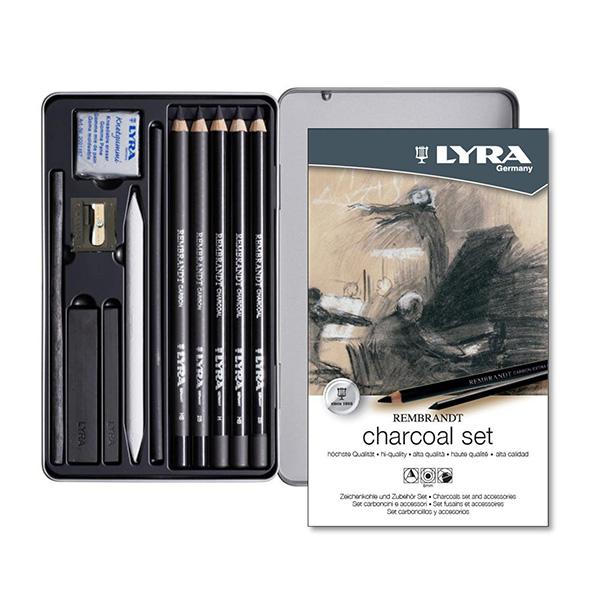 Lyra-Rembrandt-Charcoal-Set-L2051112