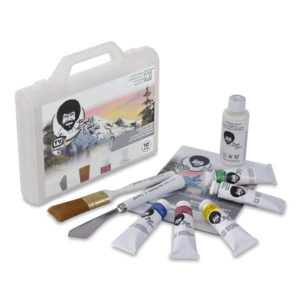 Bob-Ross-Basic-Painting-10pc-Set-Contents