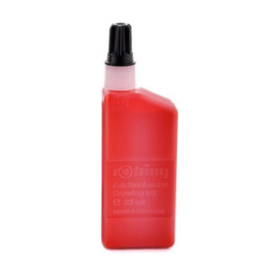 Rotring-Drawing-Ink-23ml-Bottle-Red-Colour