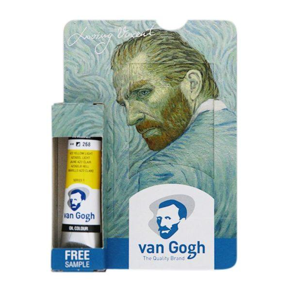 Royal Talens_Sample_Van Gogh Oil Paint Tube